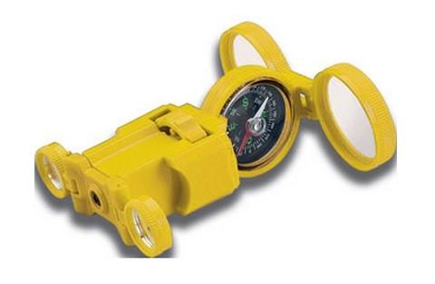 Multifunkční pomocník do přírody - žlutý