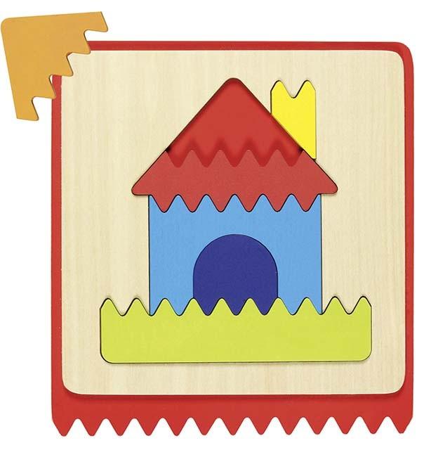 Hmatová hra puzzle