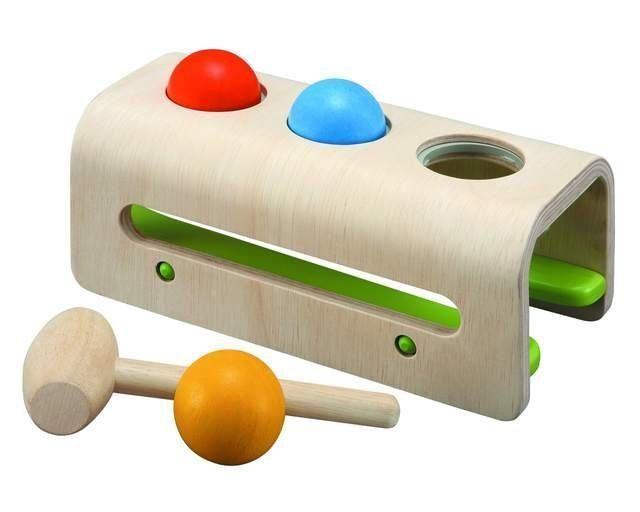 Zatloukačka - koule