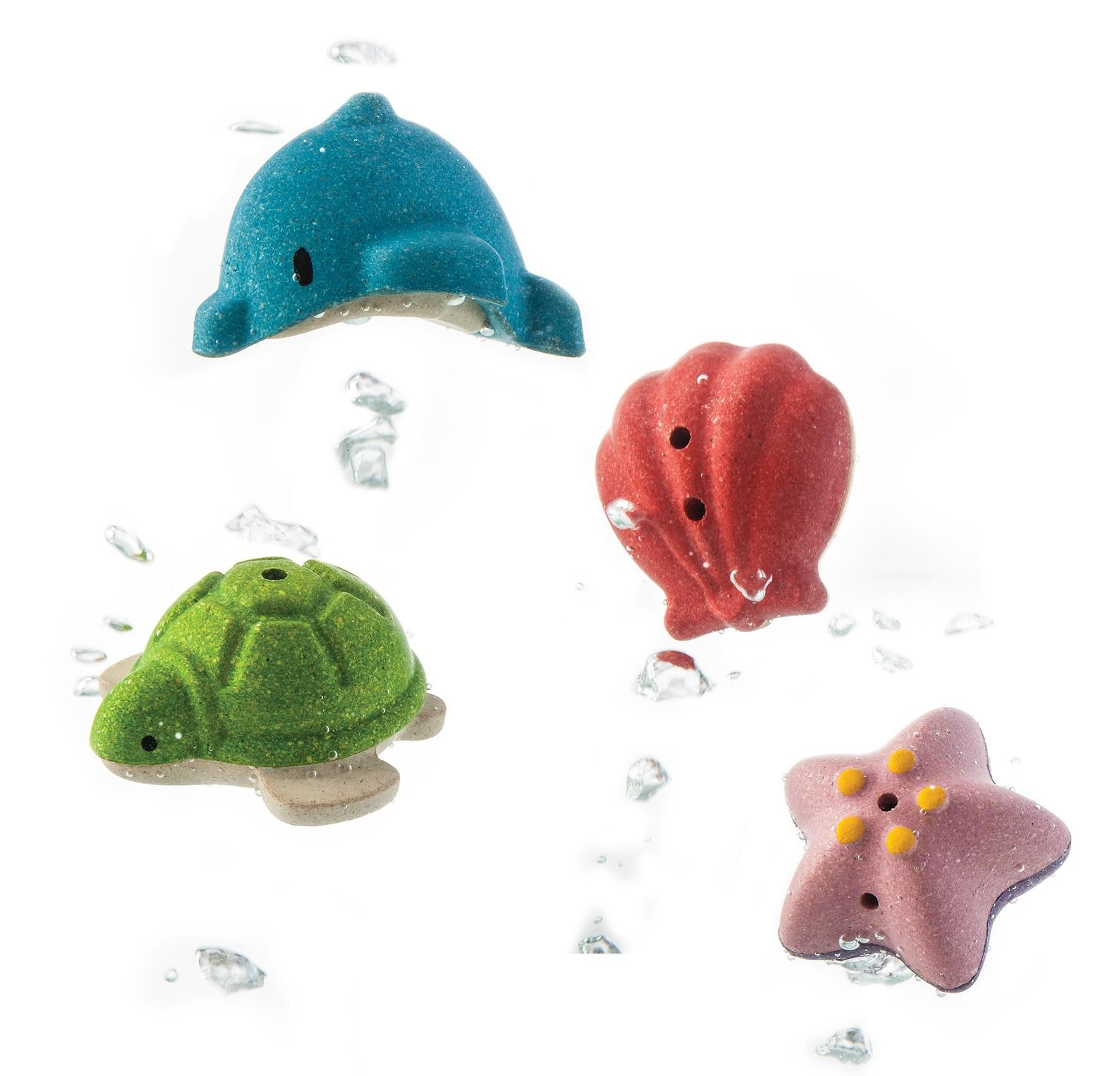 Koupelová sada - mořský život