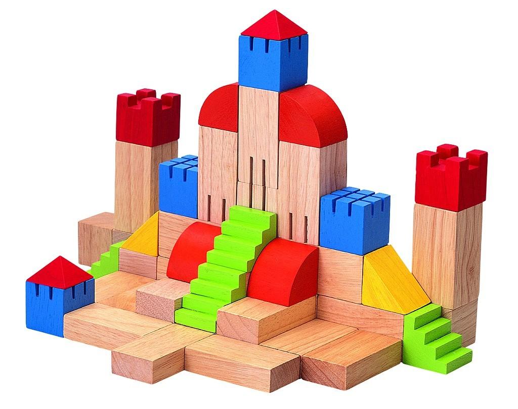 Kreativní stavebnice (46 ks)