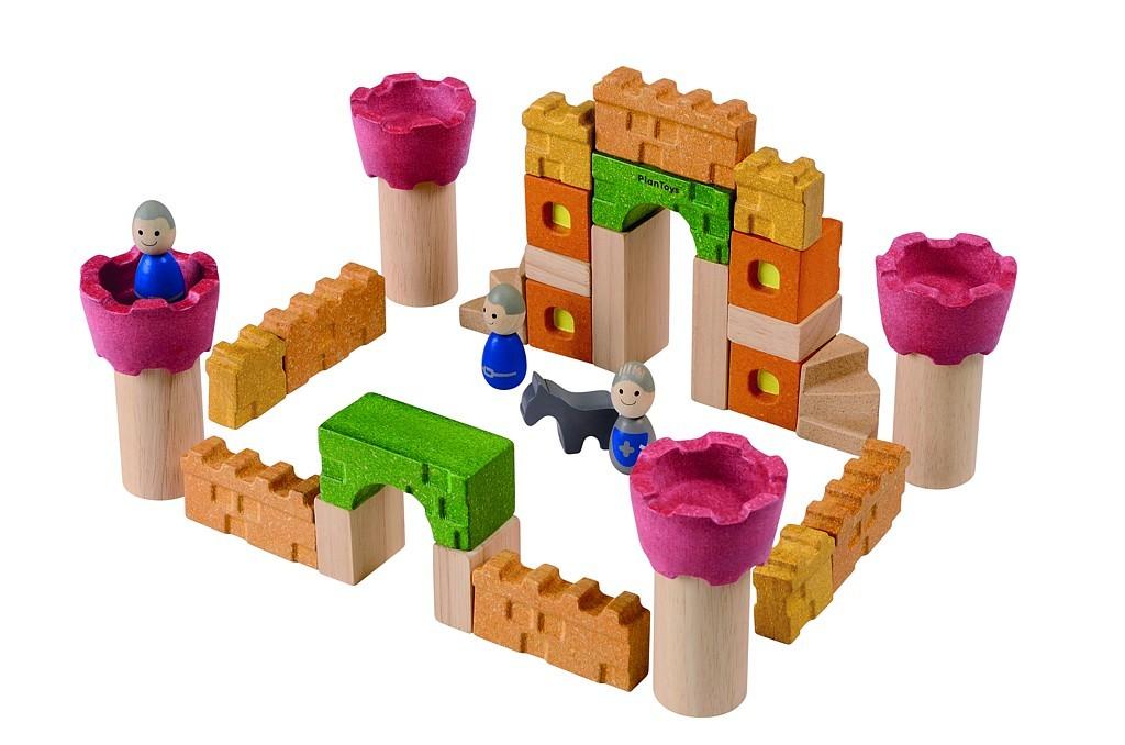 Kostky - hrad