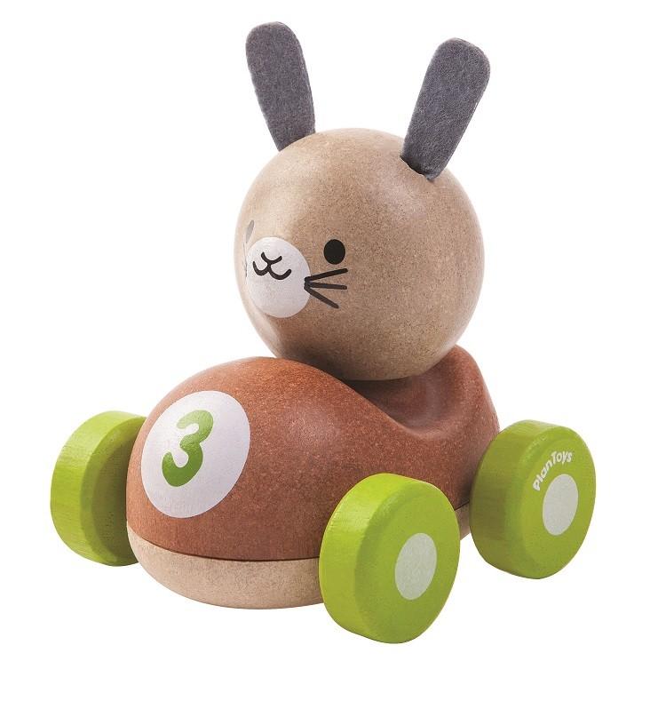 Závodník - králíček