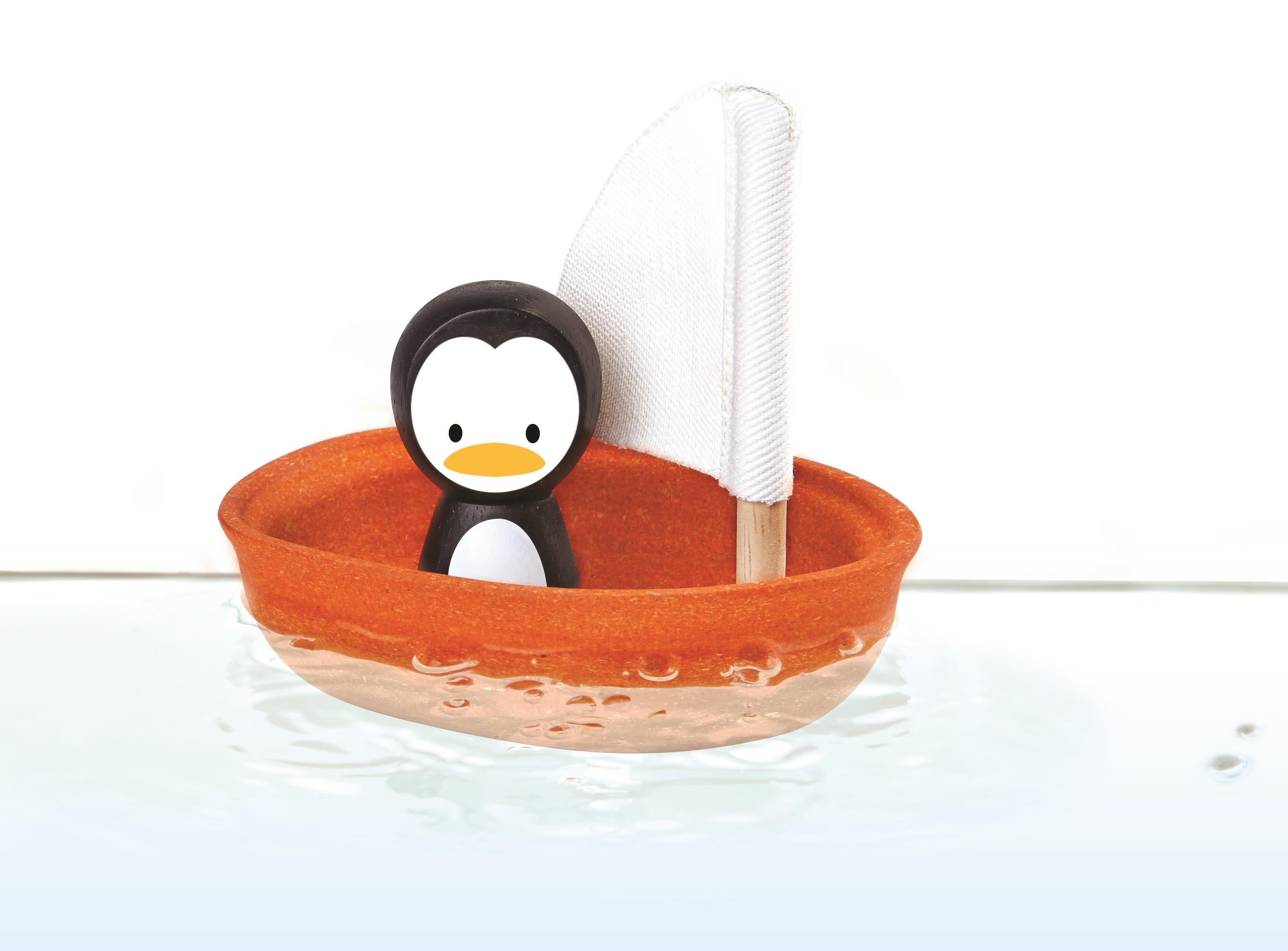 Plachetnice s tučňákem