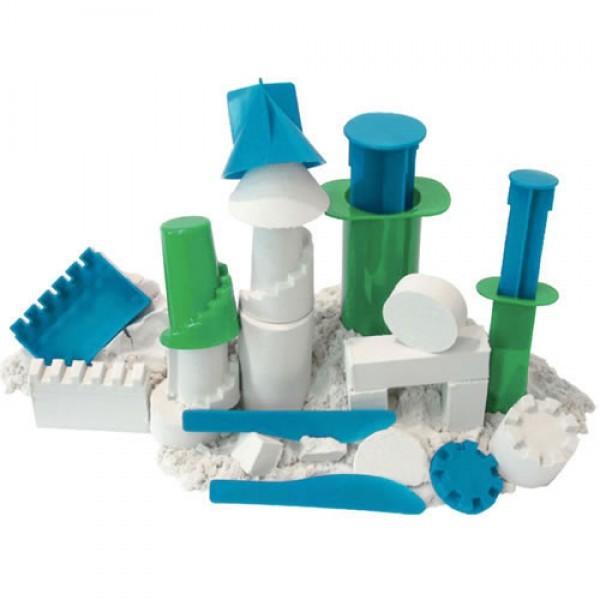 Formičky na stavbu hradu