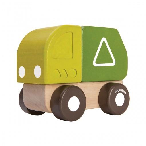 Mini popelářský vůz