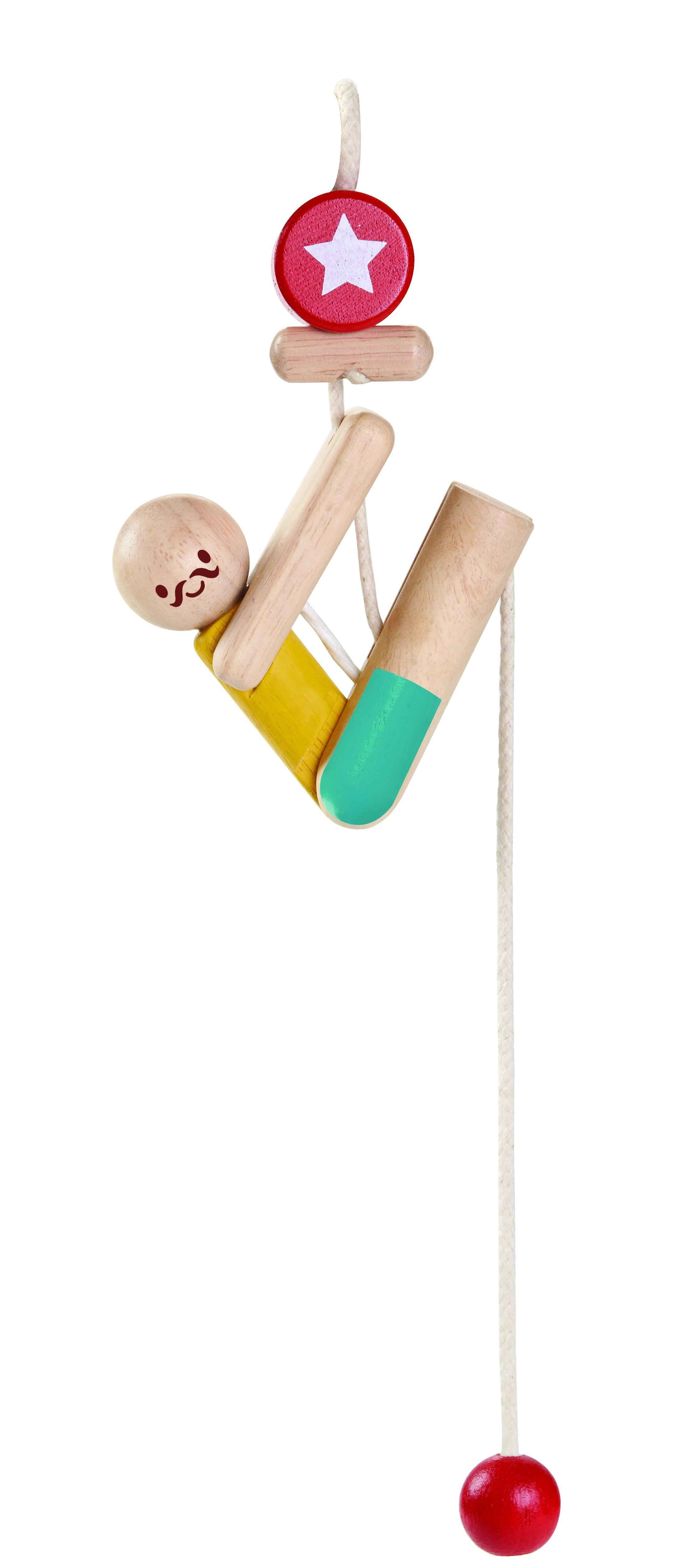 Akrobat na laně