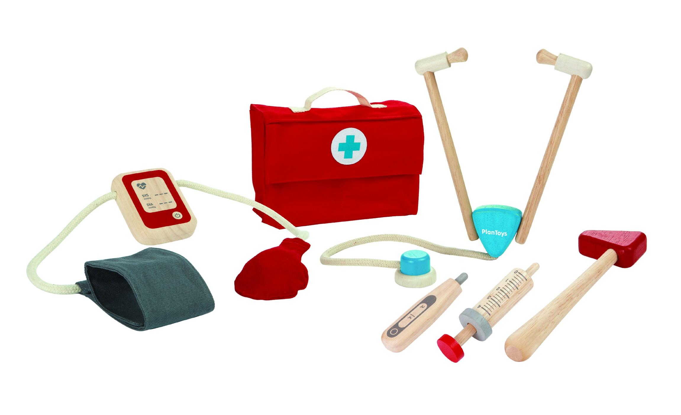 Lékařský set