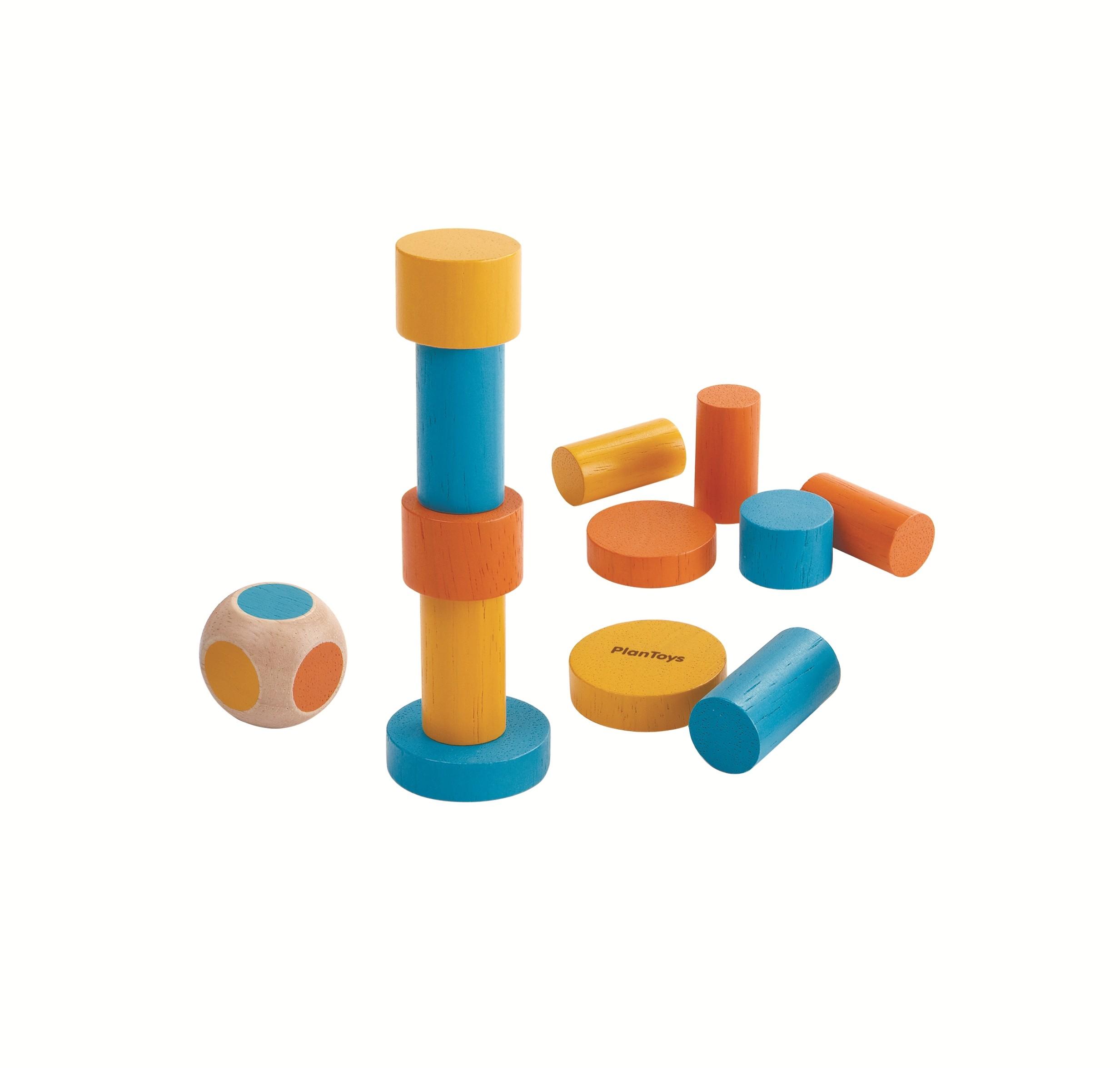 Mini-Stohovací hra