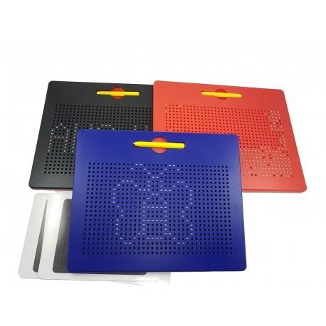 Magnetická tabulka Magpad - Černá - BIG 714 kuliček