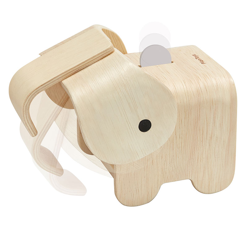 PlanToys  Pokladnička slon