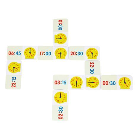 Domino - čas