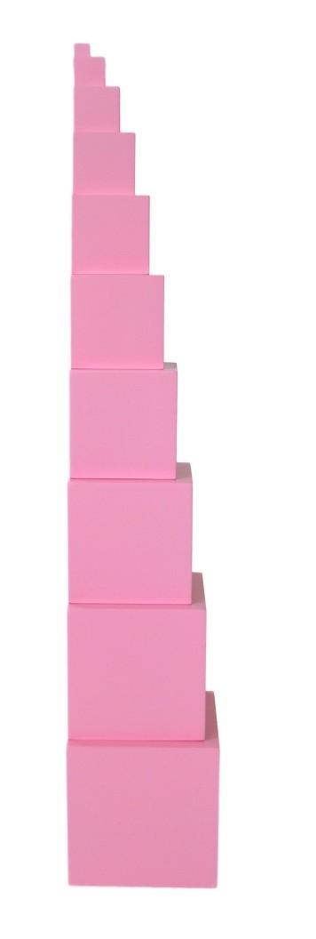 Růžová věž