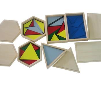 Konstrukční trojúhelníky - zmenšená verze