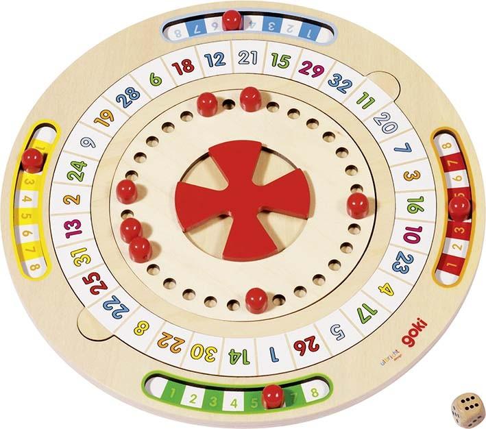 Stolní hra – Slovní mlýn